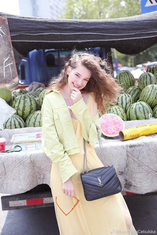 Người mẫu Nga là hình mẫu 99% phụ nữ ao ước và đàn ông châu Á mê mẩn - Hình 10