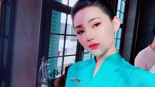 Những nữ tiếp viên hàng không Việt nổi tiếng vì mặt xinh, thân hình gợi cảm - Hình 23