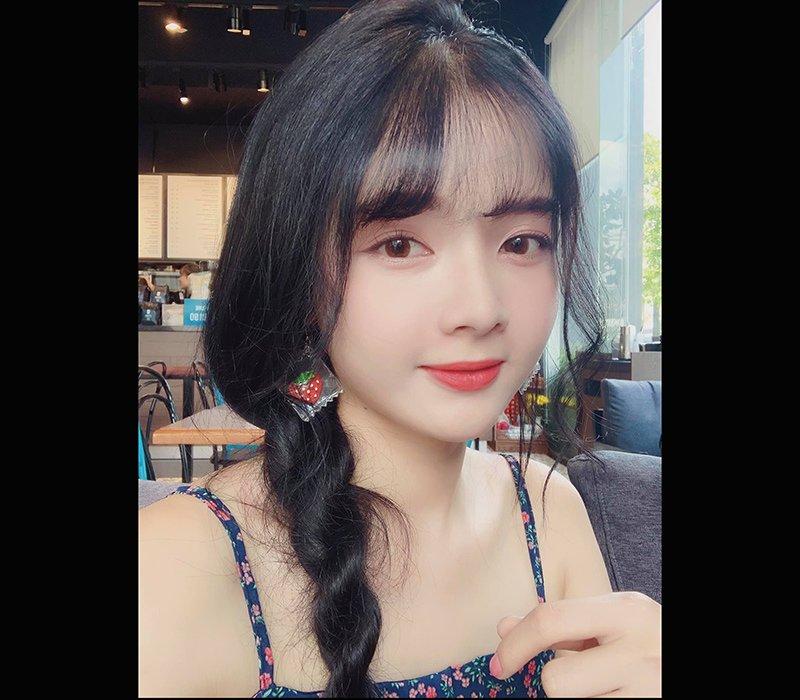 Siêu lòng trước vẻ đẹp băng thanh ngọc khiết của hot girl ảnh thẻ đẹp nhất Việt Nam - Hình 4