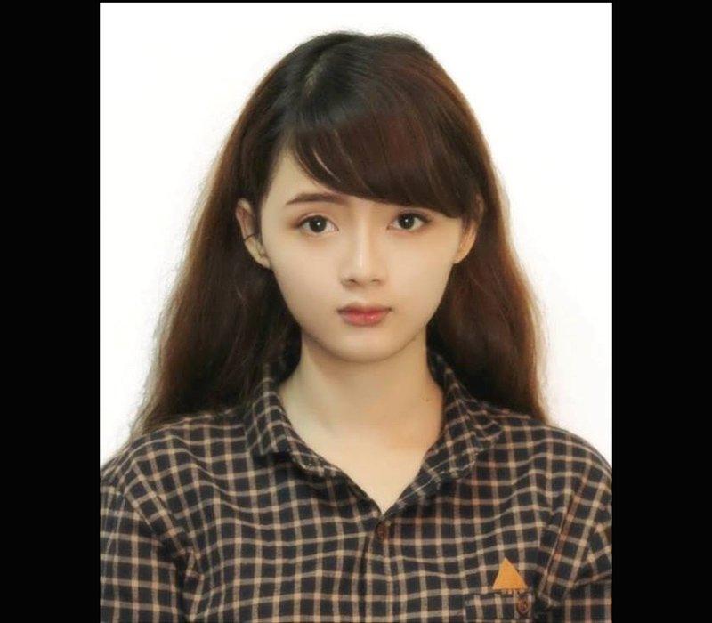 Siêu lòng trước vẻ đẹp băng thanh ngọc khiết của hot girl ảnh thẻ đẹp nhất Việt Nam - Hình 2