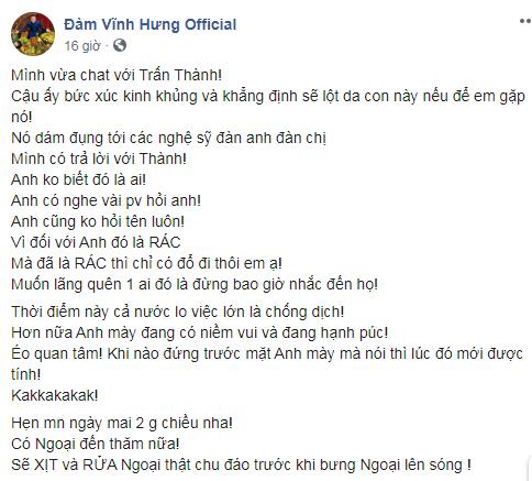 Trà My tiếp tục dùng lời lẽ thô tục đáp trả Trịnh Kim Chi, netizen kéo nhau vào chửi sấp mặt: 'Có bệnh thì nên đi khám - Hình 3