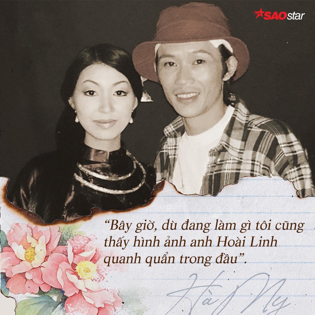 Ca sĩ Hà My: Tôi sẽ không lấy ai khác ngoài Hoài Linh - Hình 8