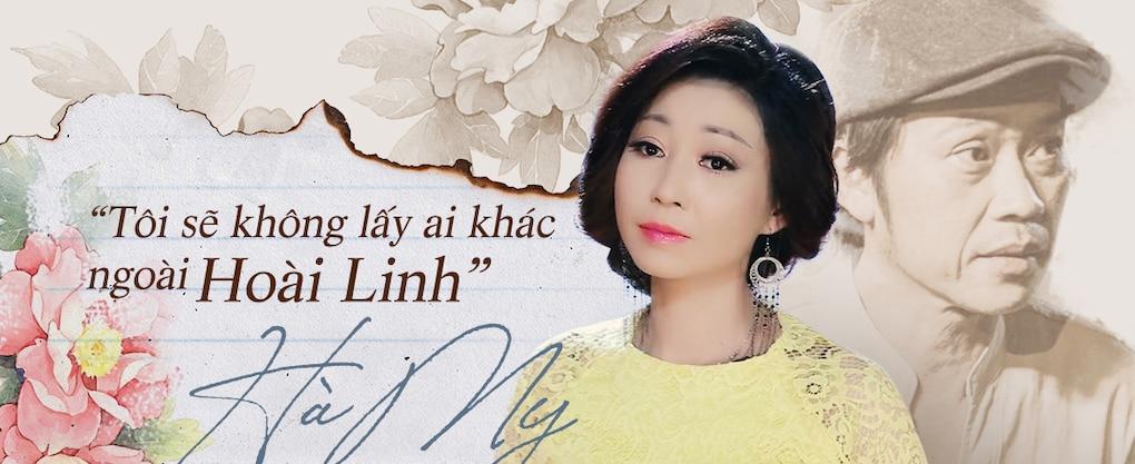 Ca sĩ Hà My: Tôi sẽ không lấy ai khác ngoài Hoài Linh - Hình 1