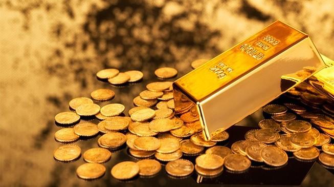 Giá vàng quay đầu giảm phiên đầu tuần - Hình 1