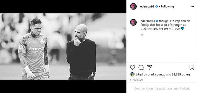 Các ngôi sao bóng đá đồng loạt chia buồn khi mẹ HLV Pep Guardiola qua đời - Hình 2