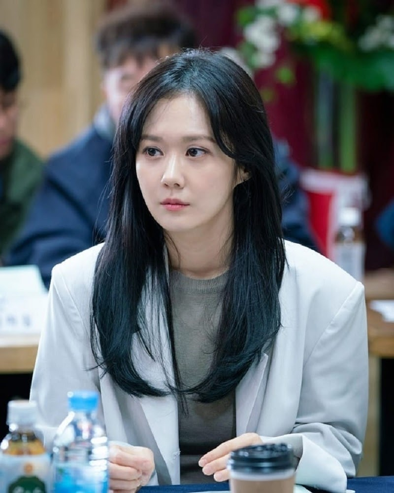 Jang Nara gây sốt khi tiết lộ bí quyết giữ thanh xuân: U40 nhưng vẫn trẻ như gái đôi mươi - Hình 7
