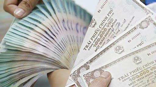 Huy động hơn 43.500 tỷ đồng từ đấu thầu trái phiếu Chính phủ - Hình 1