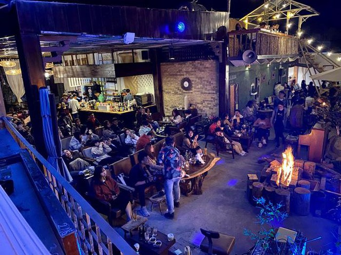 Lululola Coffee cà phê acoustic với không gian Chill tại Đà lạt - Hình 5