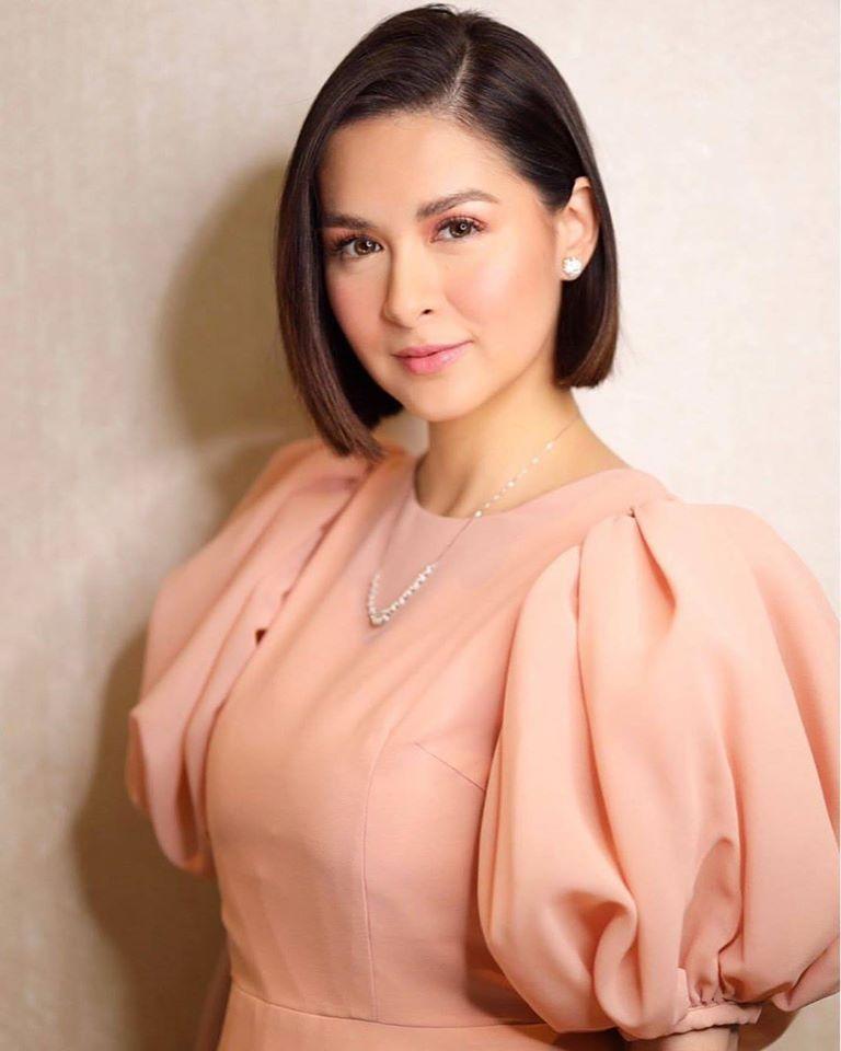Đẳng cấp bà mẹ đẹp nhất Philippines: Marian Rivera đã U40 vẫn trẻ xinh và lên đồ xinh tươi hết phần thiên hạ - Hình 7
