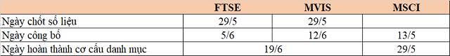 SSI Research: FTSE và V.N.M ETF không thay đổi danh mục trong kỳ cơ cấu quý II - Hình 3