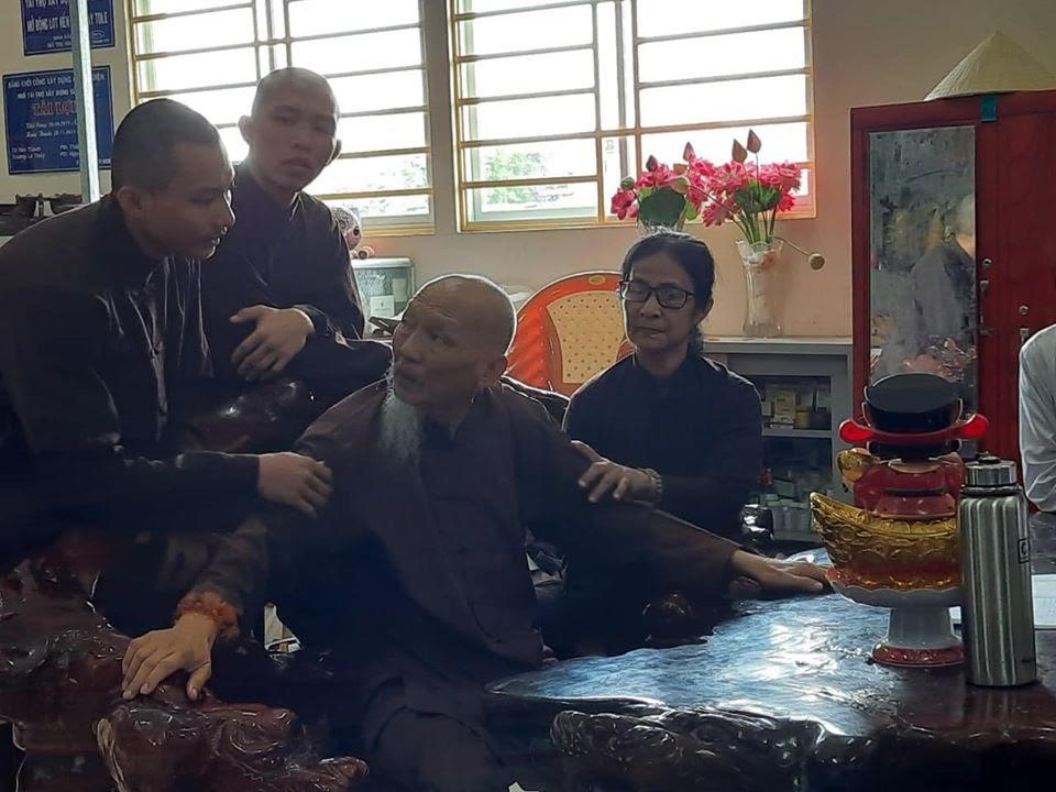 Mới: Bị Nguyễn Sin vạch mặt, nhóm người Tịnh thất Bồng lai vẫn ngoan cố đáp trả - Hình 7