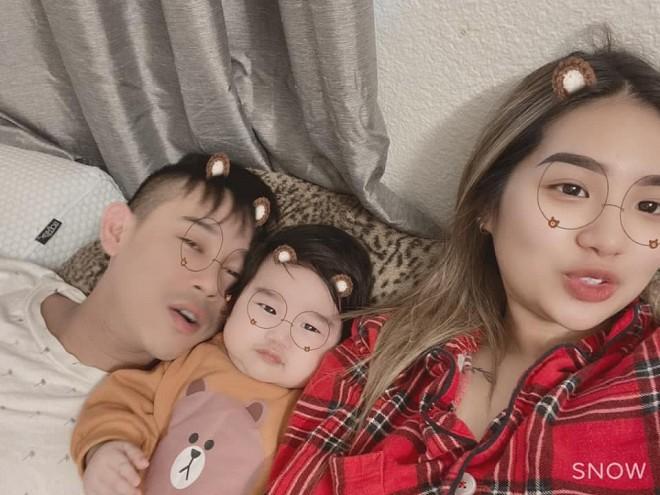 Chân dung con gái danh hài Bảo Chung đang gây sốt với chuyện mang bầu ở tuổi 18, nằm trong số 1% hiếm gặp - Hình 8
