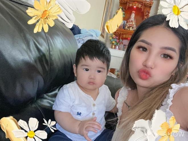 Chân dung con gái danh hài Bảo Chung đang gây sốt với chuyện mang bầu ở tuổi 18, nằm trong số 1% hiếm gặp - Hình 4