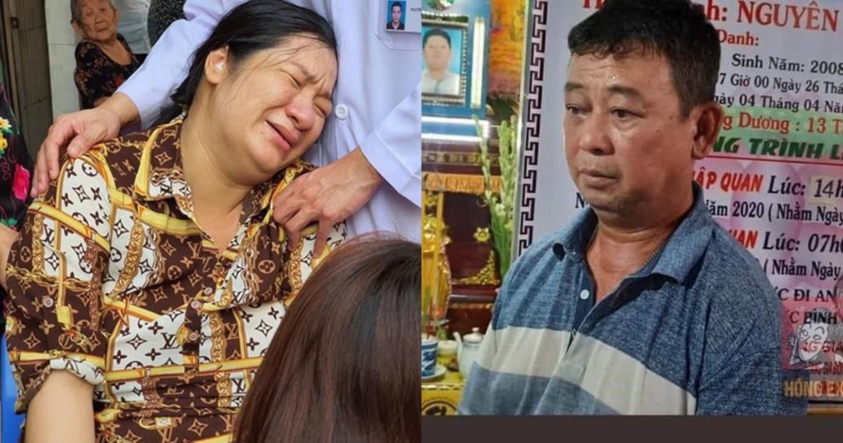 Cha ruột của học sinh bị cây phượng đè tử vong: Tôi đau quặn lòng nhưng vẫn cố trụ vì còn vợ mới sinh - Hình 4