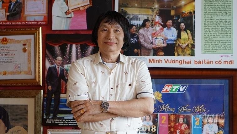 NSND Minh Vương: U70 sống như đứa trẻ, muốn hiến tạng khi qua đời - Hình 1