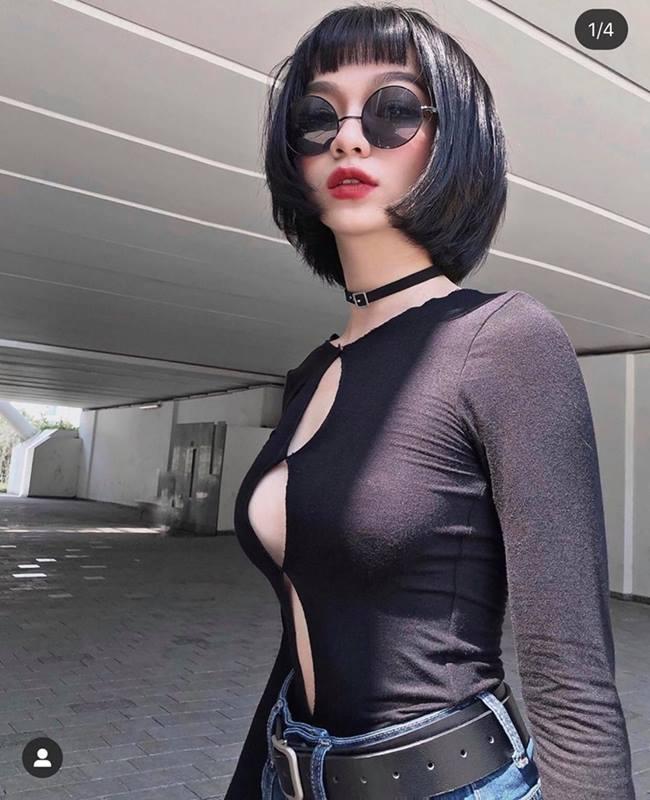 Kiều nữ Sài Gòn bỗng gây sốt nhờ những kiểu trang phục ít ai dám mặc - Hình 13