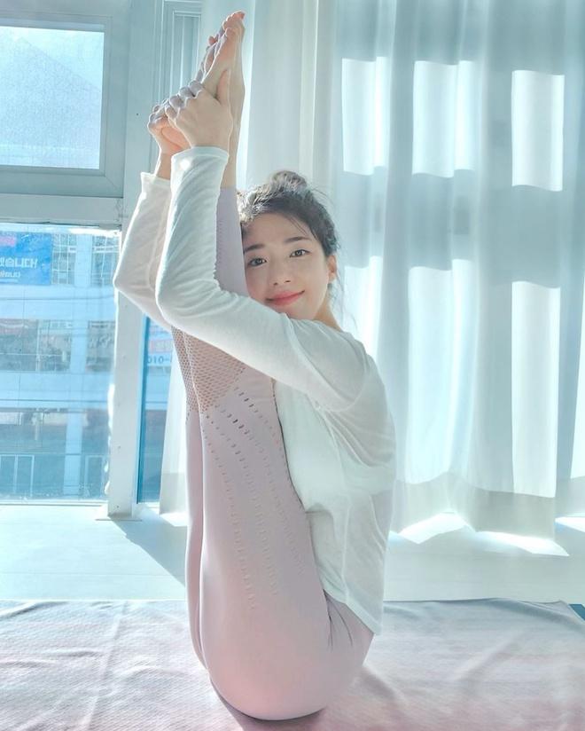 4 giáo viên yoga Hàn Quốc được mệnh danh người đẹp không xương - Hình 2