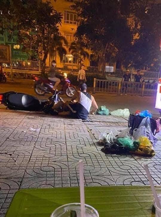 Hot! Ngân 98 và Lương Bằng Quang bị 10 người vây đánh giữa đường? - Hình 3