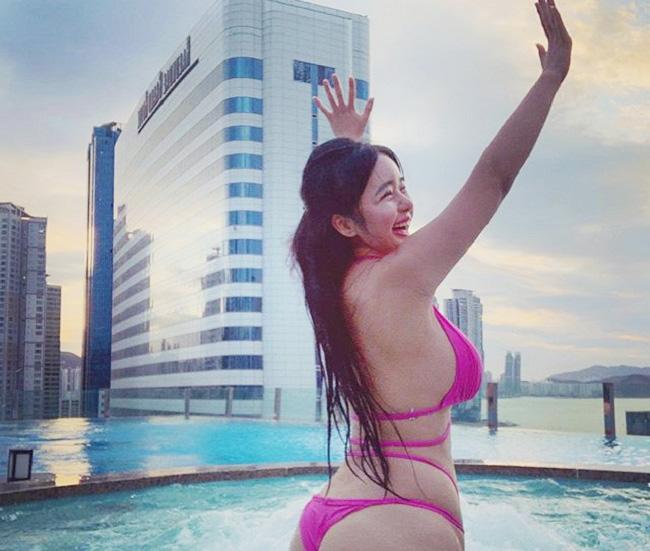 Khổng lồ, tròn vo nhưng cực xinh, phải chăng đây là cô béo khả ái nhất Hàn Quốc? - Hình 7