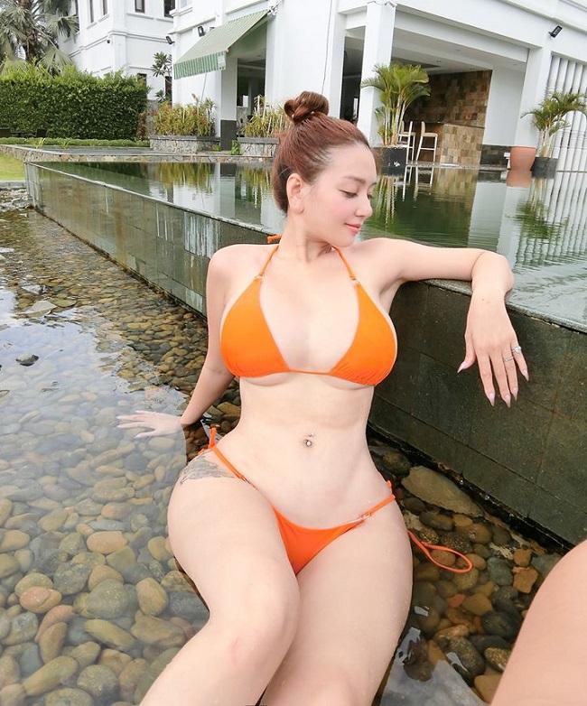 Hội chị em hông trái đào đang hot: Gymer Đồng Nai có số đo 102cm chưa phải số 1 - Hình 17