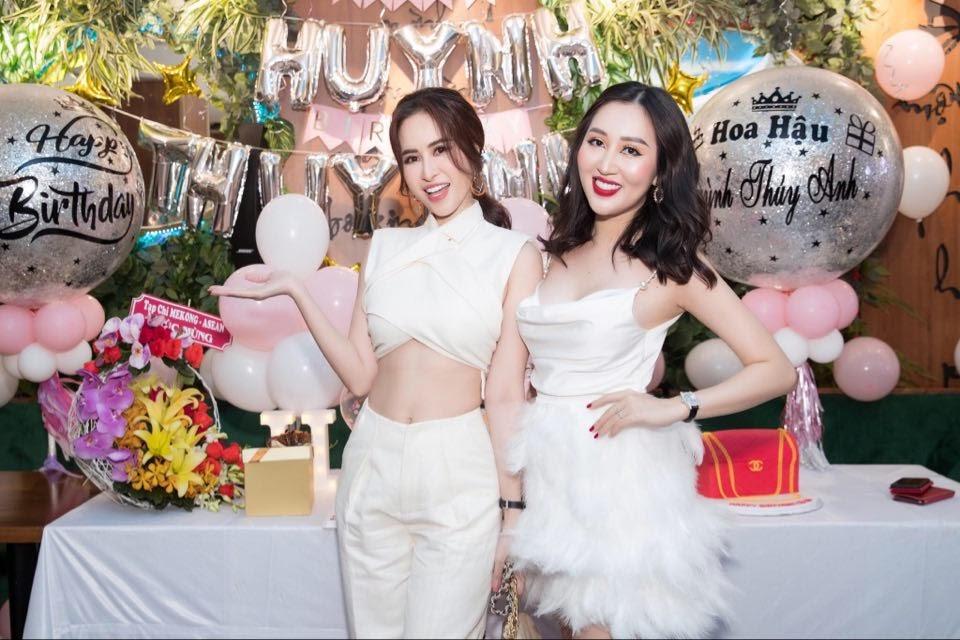 Dàn hoa hậu hội ngộ, khoe nhan sắc rạng rỡ mừng sinh nhật hoa hậu Huỳnh Thúy Anh - Hình 13