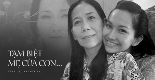 Không thể về chịu tang, Kim Hiền được chồng cũ thay mặt để đưa tiễn mẹ ruột về nơi an nghỉ cuối cùng 2