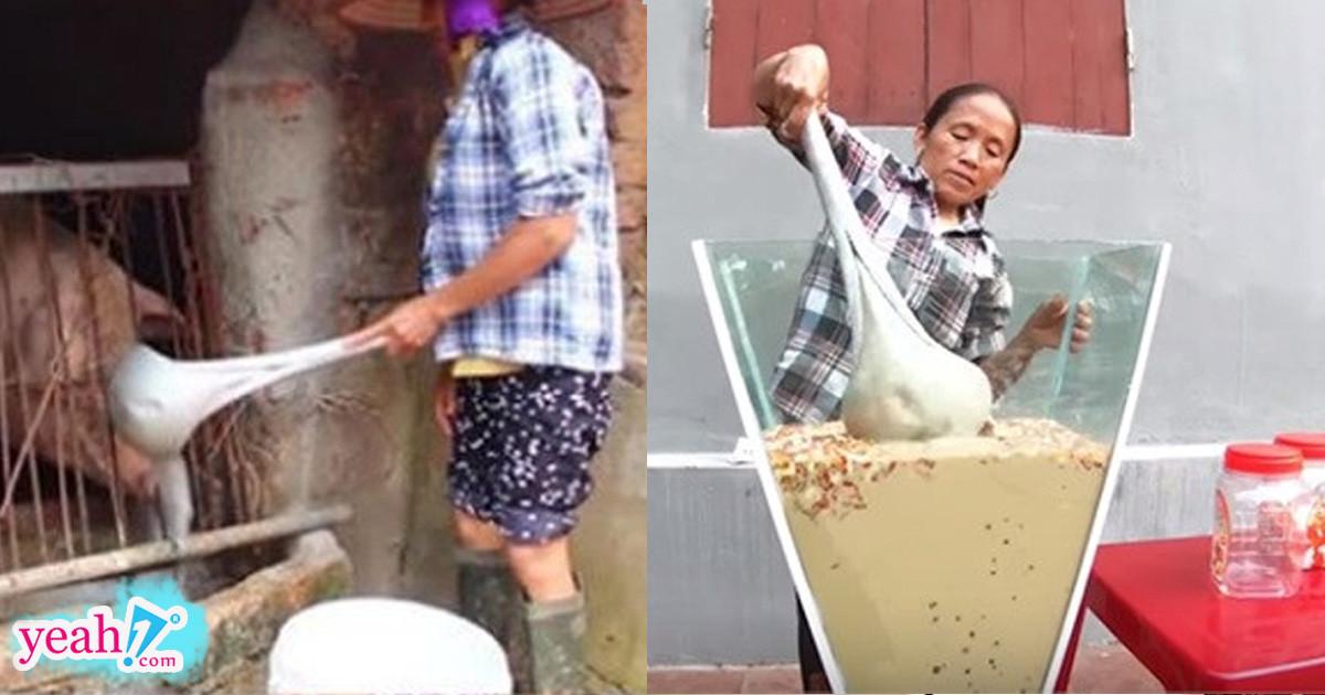 Bà Tân Vlog bị chỉ trích khi mang đĩa bị chó liếm ra đựng đồ ăn mời các cháu - Hình 10