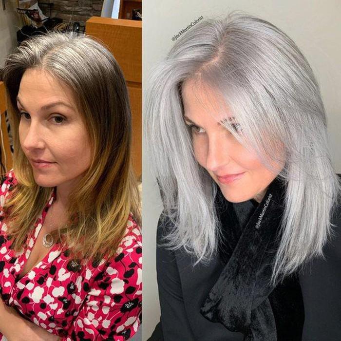 Thợ tóc làm điều ngược đời, tuy nhiên khi nhìn sản phẩm ai cũng phải thốt lên đẹp quá - Hình 3