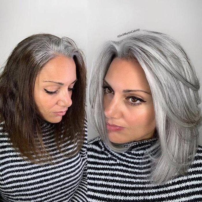 Thợ tóc làm điều ngược đời, tuy nhiên khi nhìn sản phẩm ai cũng phải thốt lên đẹp quá - Hình 8