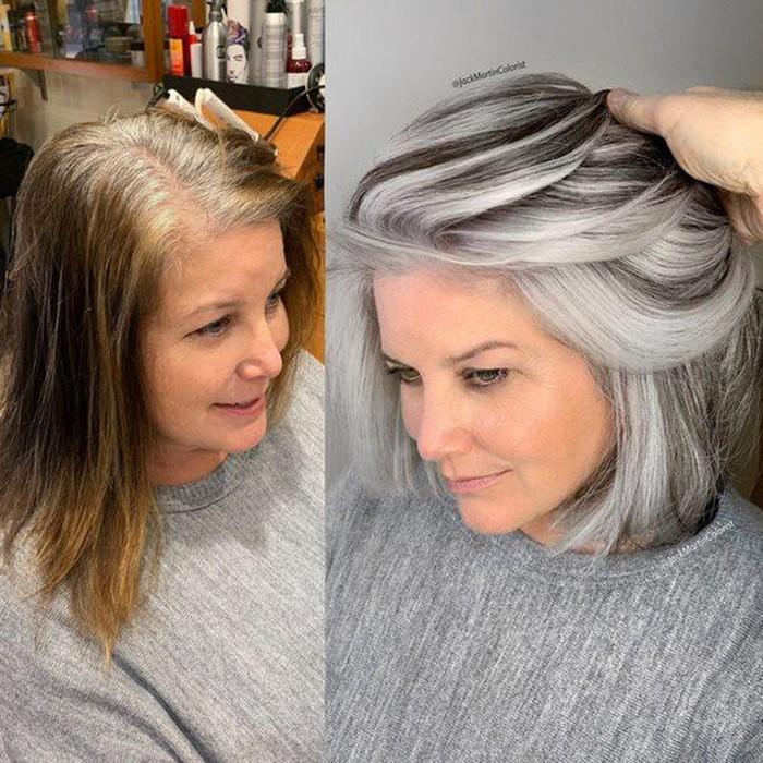 Thợ tóc làm điều ngược đời, tuy nhiên khi nhìn sản phẩm ai cũng phải thốt lên đẹp quá - Hình 7