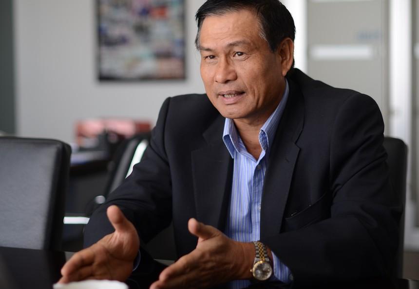 Ông Nguyễn Bá Dương có đơn từ nhiệm thành viên HĐQT Ricons - Hình 1