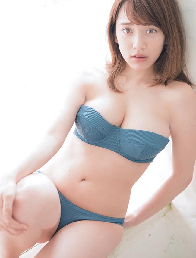 2 người đàn bà được khao khát nhất Nhật Bản đẹp như giấc mơ, mặc gì cũng quyến rũ - Hình 16