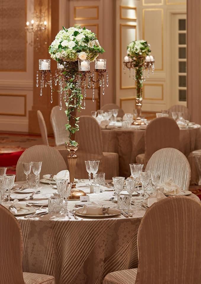 Khách sạn 5 sao nơi Công Phượng tổ chức tiệc sau lễ ăn hỏi: Sang trọng và đẳng cấp, từng đón tiếp David Beckham - Hình 7