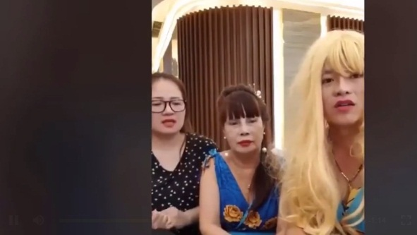 Động thái bất ngờ của vợ chồng cô dâu 65 tuổi ở Đồng Nai và chú rể 24 tuổi sau ồn ào bạo hành nhiều lần - Hình 1