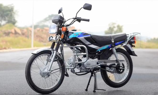 Xe máy Trung Quốc giá 7 triệu đồng, nhái thiết kế Honda Win 100 'huyền thoại' - Hình 1