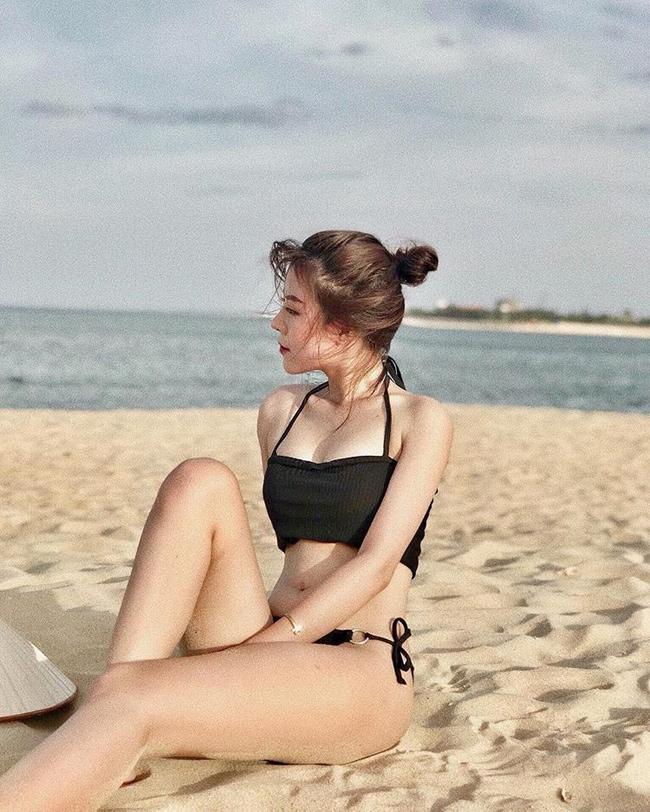Hot girl Sài thành tăng 9kg nên sáng nhất phố khi cưỡi mô tô khủng 300kg - Hình 14