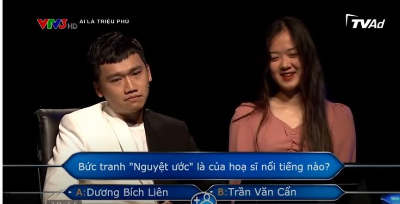 """Hot girl sánh đôi cùng diễn viên Xuân Nghị tại """"Ai là triệu phú"""" là ai? - Hình 4"""