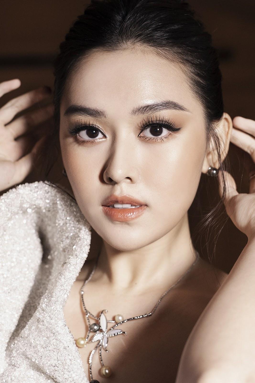Make up nâu trầm lên ngôi, Lan Khuê, Khánh Vân, Lệ Quyên mỗi người một vẻ - Hình 13