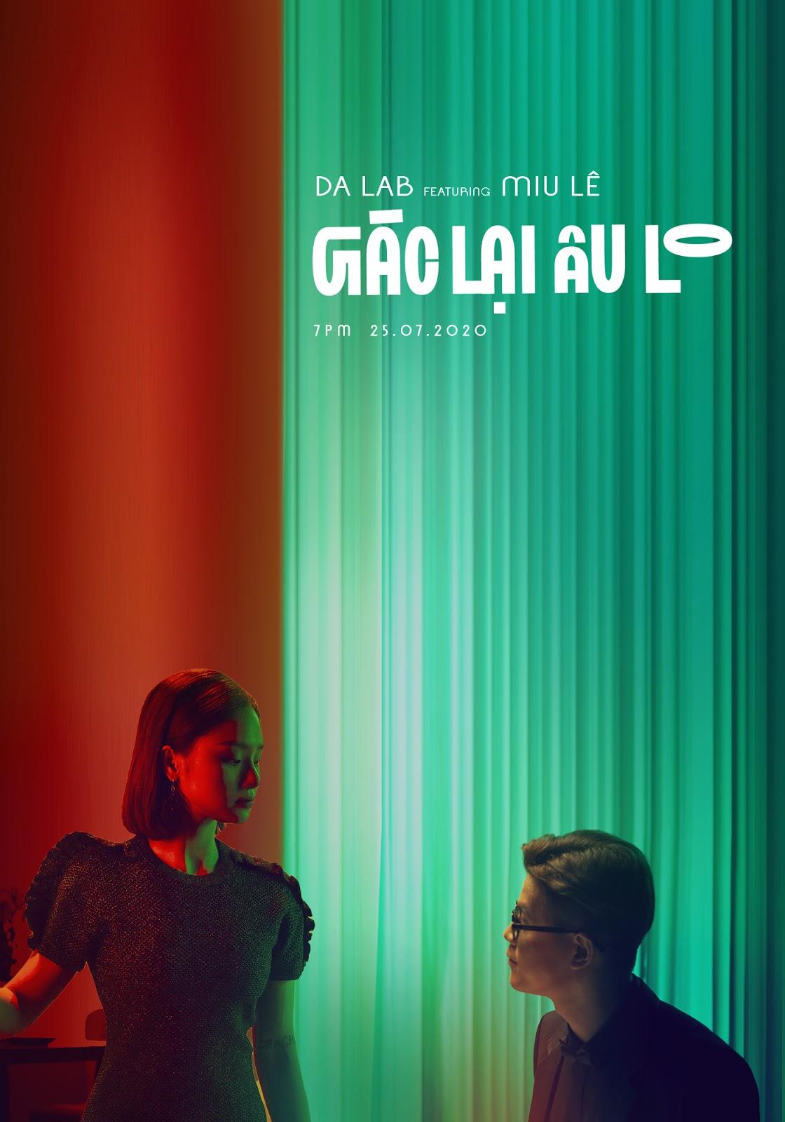 Miu Lê chính thức là nàng thơ tiếp theo trong dự án trở lại của Da LAB - Hình 2