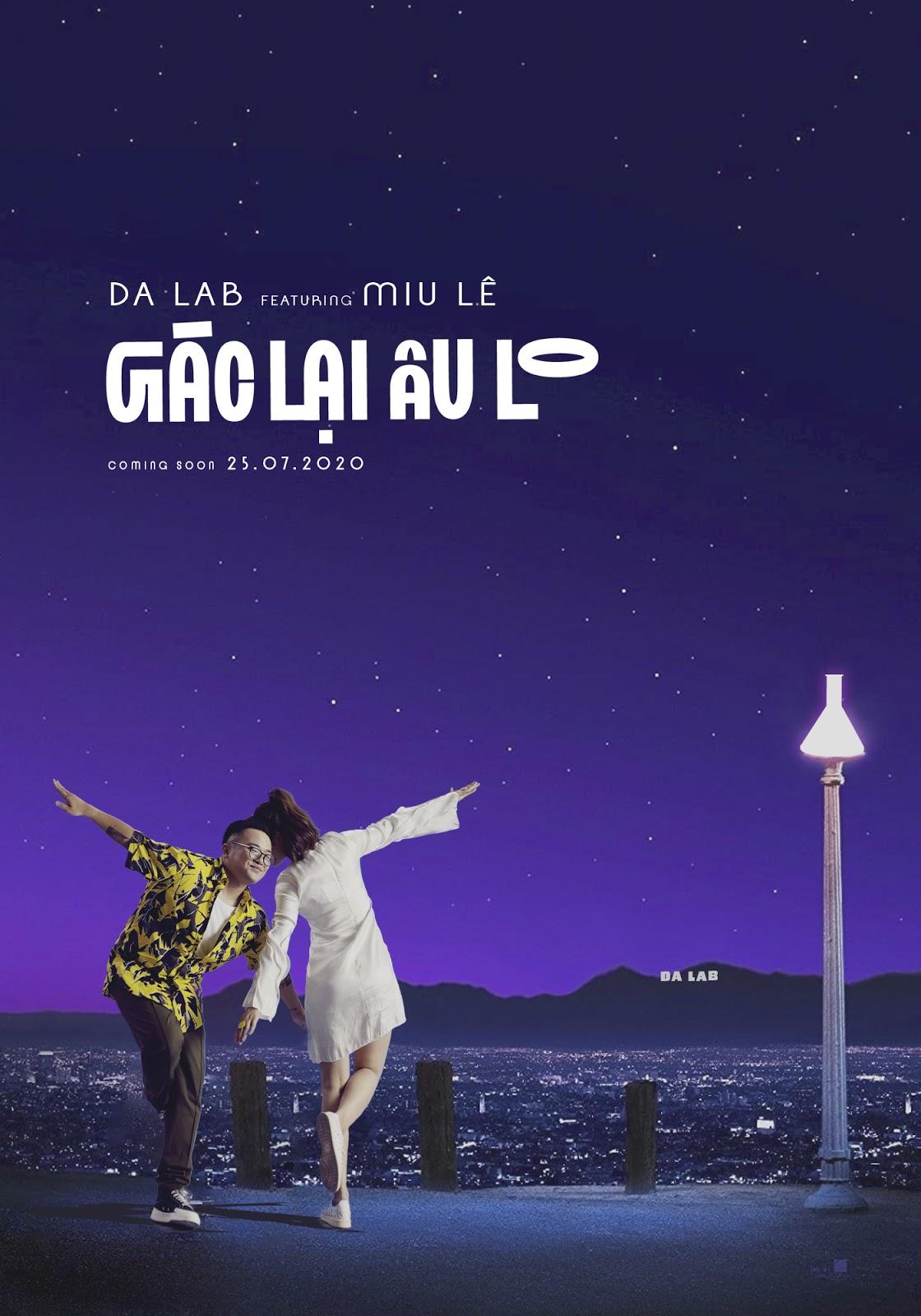 Miu Lê chính thức là nàng thơ tiếp theo trong dự án trở lại của Da LAB - Hình 3