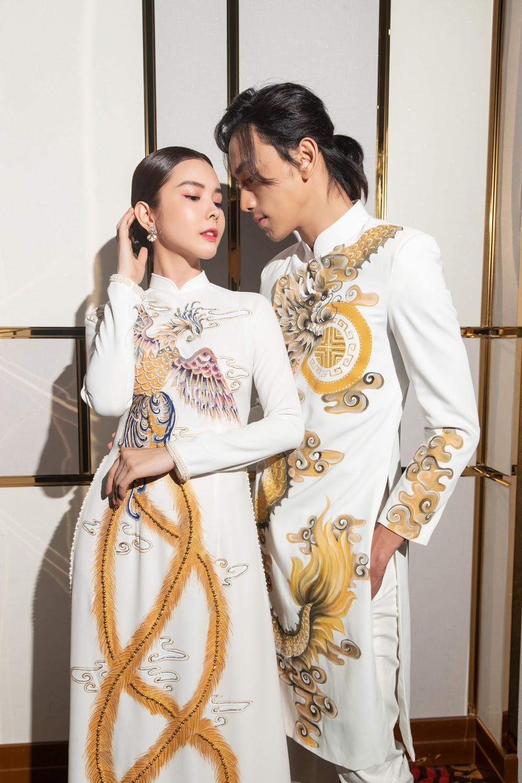 Hậu trường hóa cô dâu của Thúy Diễm, Trương Quỳnh Anh, Thanh Trúc, Diệp Bảo Ngọc - vợ chồng Kha Ly gây chú ý nhất - Hình 5