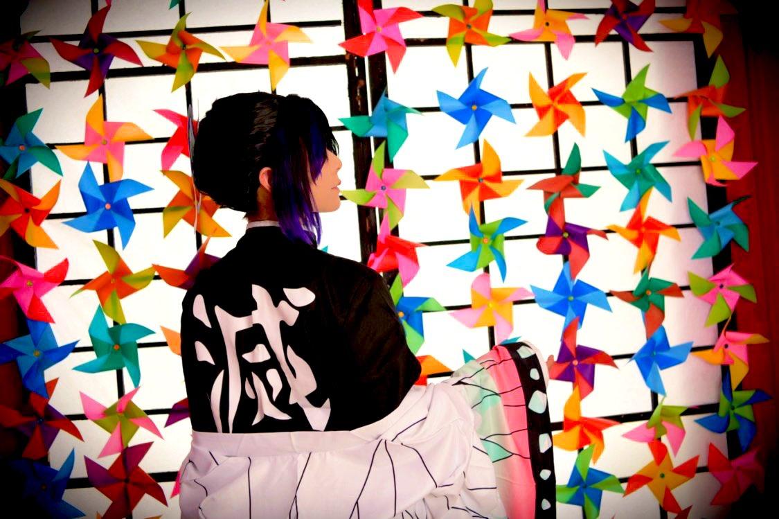 Ngắm loạt ảnh cosplay đẹp mắt của nữ thần 18 Yui Hatano vào vai Trùng Trụ trong Kimetsu no Yaiba - Hình 10