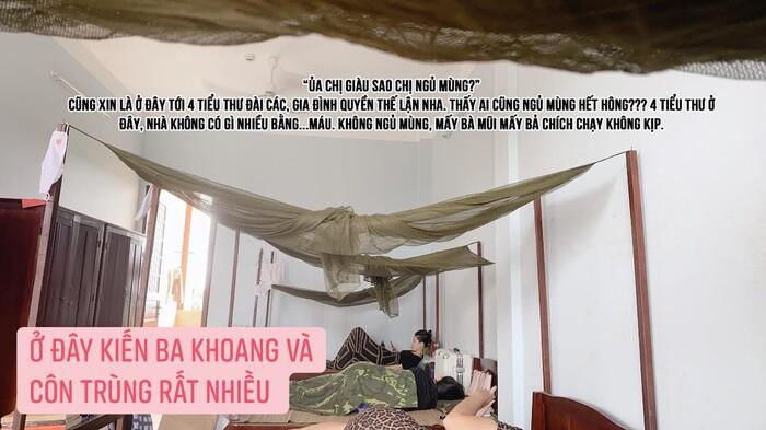 Hậu bị xuyên tạc chia sẻ, Minh Tú tung Nhật ký Dưỡng Tâm Trại chia sẻ về cuộc sống cách ly - Hình 4