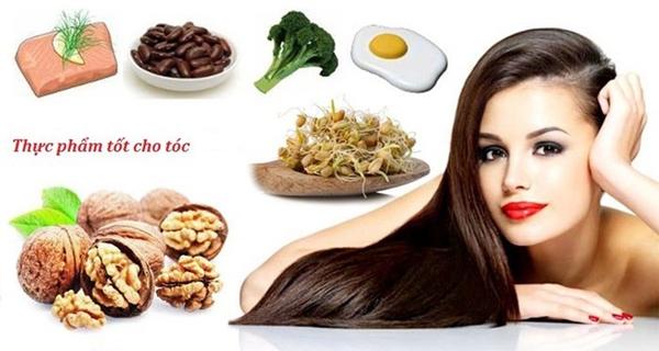 Không lo rụng tóc nhờ ăn những thực phẩm này hàng ngày - Hình 1