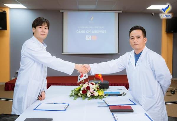 Thẩm Mỹ Viện Quốc Tế Venus tiên phong áp dụng công nghệ Căng da Mediwire tại Việt Nam - Hình 2