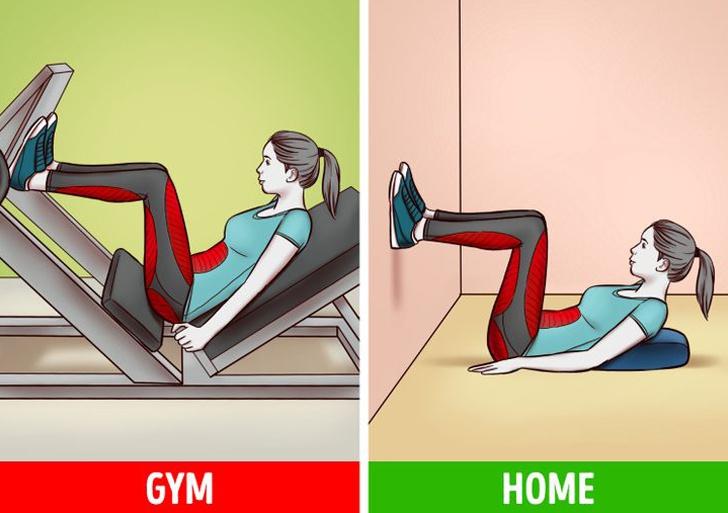 6 bài tập gym dễ thực hiện tại nhà trong mùa dịch - Hình 3