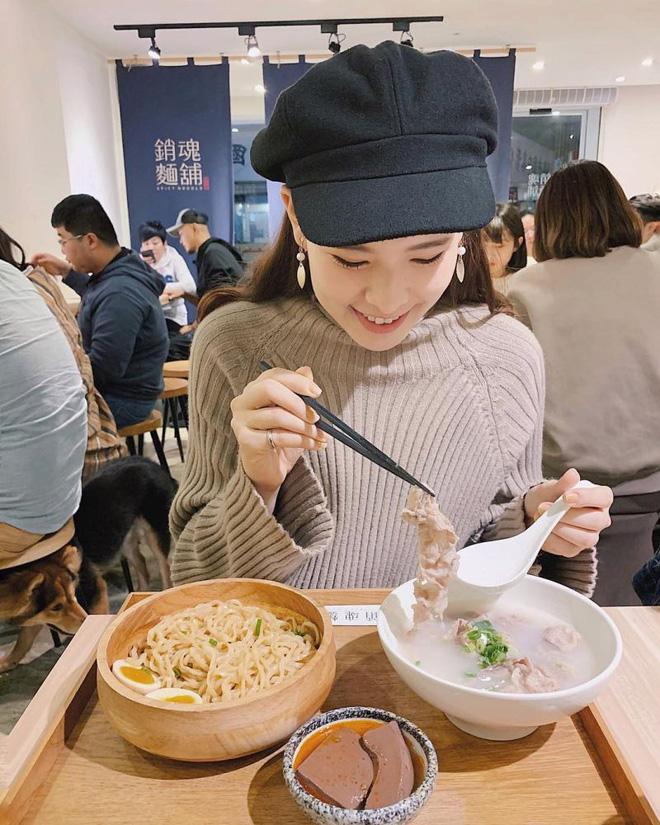 Nữ Youtuber Đài Loan chia sẻ bí quyết giảm 10kg chỉ trong 1 năm - Hình 7