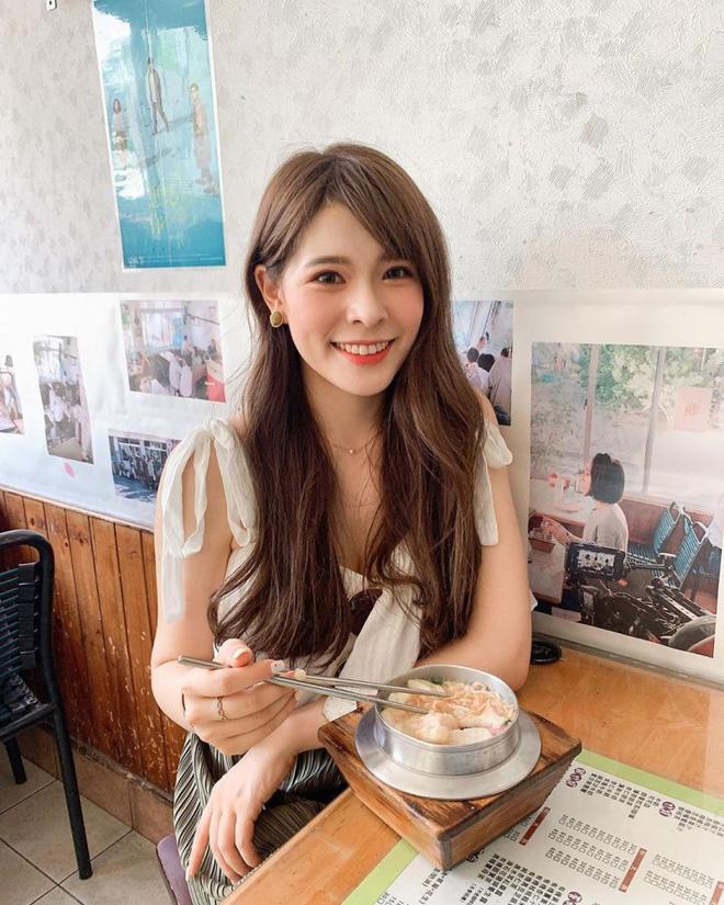 Nữ Youtuber Đài Loan chia sẻ bí quyết giảm 10kg chỉ trong 1 năm - Hình 6