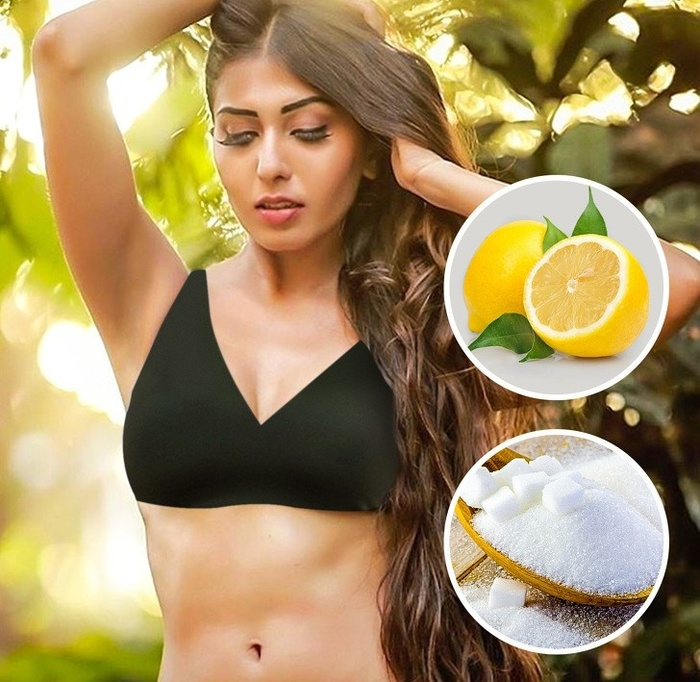 Mẹo 5 phút mỗi ngày làm trắng mịn vùng da thâm xì dưới nách để tự tin diện bikini khoe dáng mùa hè - Hình 1