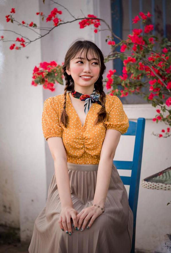 Cô gái gốc Lào thi Hoa hậu VN: Định uống thuốc giảm cân nhưng sợ mất mạng - Hình 5